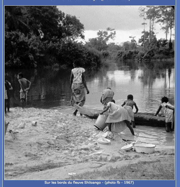 Skynetblog 1967 /Der Shiloango bildet zugleich die nordwestliche Grenze des Mayumbe-Berglands und der RDC.