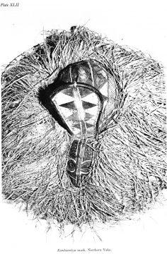 Bourgeois 1985 Pl.47, 'Kholuka' aus Muzinga Lufuna 1976
