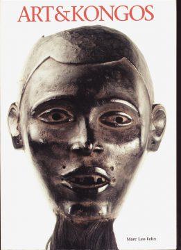 Felix, Arts & Kongos1995. Yombe-Maske. Foto Dick Beaulieu