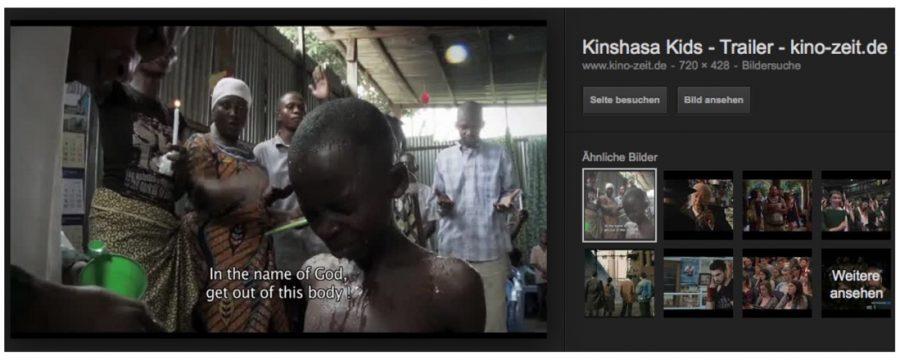 Szenenfoto aus: Kinshasa Kids/kinozeit.de