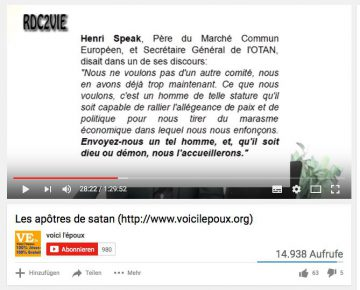 Die Apostel Satans 28. Minute