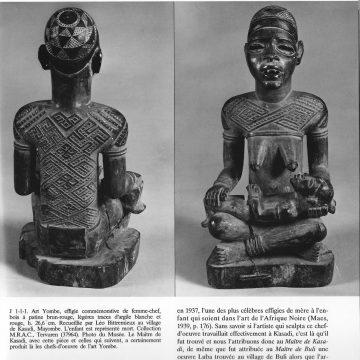 Lehuard Art Bakongo, 459: Yombe_1.1.1- Kasadi--26,6cm
