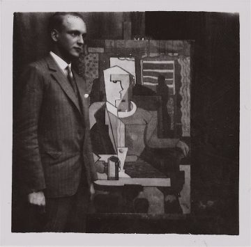 Selbstporträt um 1928