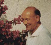 Fritz Wiegmann, um 1970