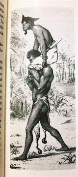Ein 'kilolo' unter dem Muata Jamwo,nach Pogge18750