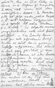 Denby,Copeland auf Postkarte 1936 P.