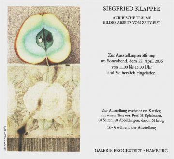 Siegfried_Klapper-Flyer 2006-2