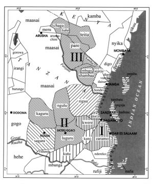 Marc Felix-MwanaHiti Karte
