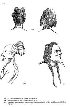 Frobenius Ethnogr. Notizen III 1988 - Karikaturen von Pende 1905-06