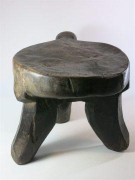 Mbugu-Hocker-Rückseite