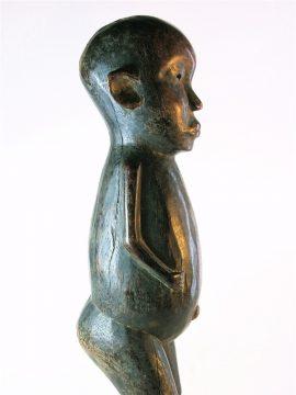 Mbugu-Oberkörper
