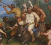 'Bacchus' in der Abteilung 'Sammler'