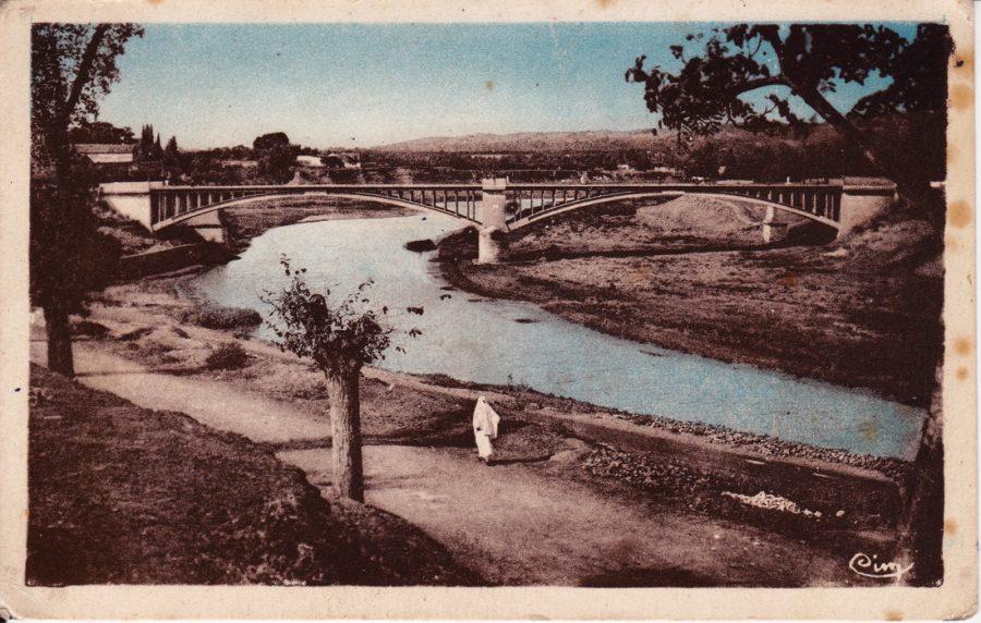 Orléansville – Le nouveau Pont sur le Chélif